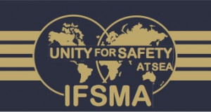 logo for International Federation of Shipmasters Associations