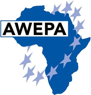 logo for Association of European Parliamentarians with Africa