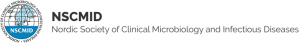 logo for Nordic Society for Clinical Microbiology and Infectious Diseases