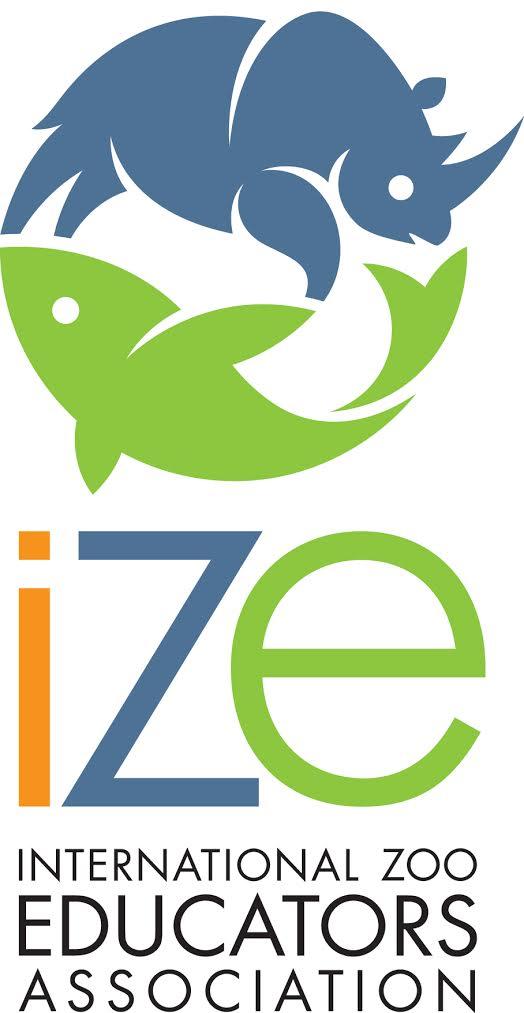 logo for International Zoo Educators Association