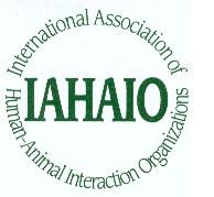 logo for International Association of Human-Animal Interaction Organizations