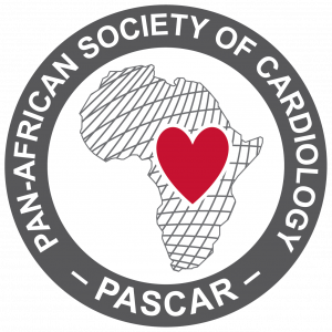 logo for Pan African Society of Cardiology