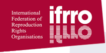 logo for International Federation of Reproduction Rights Organizations