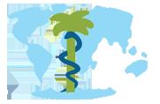 logo for International Federation for Tropical Medicine