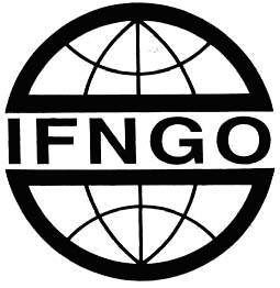 logo for International Federation of Non-Government Organizations for the Prevention of Drug and Substance Abuse