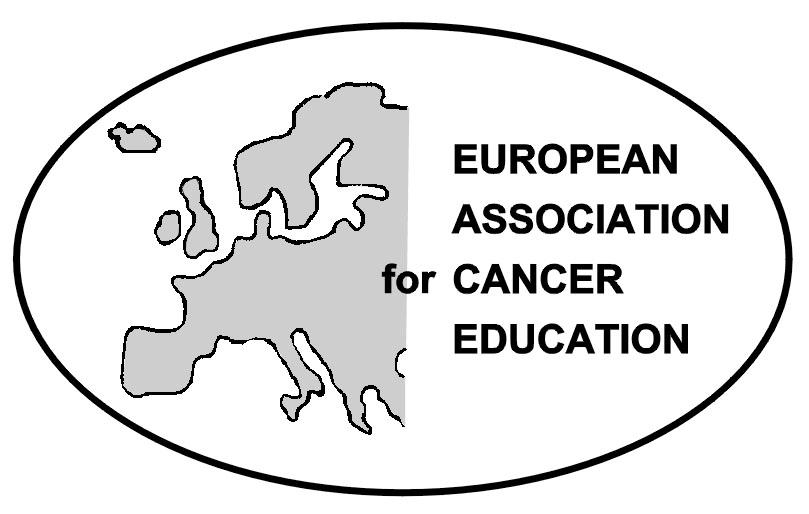 logo for European Association for Cancer Education