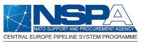 logo for NATO Central Europe Pipeline System Programme Office