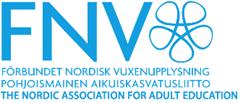logo for Förbundet Nordisk Vuxenupplysning