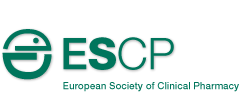 logo for European Society of Clinical Pharmacy