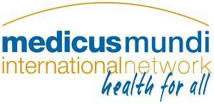 logo for Medicus Mundi International - Network Health for All
