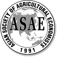 logo for Asian Society of Agricultural Economists