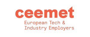 logo for Council of European Employers of the Metal, Engineering and Technology-Based Industries