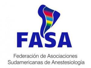 logo for Federación de Asociaciones Sudamericanas de Anestesiologia