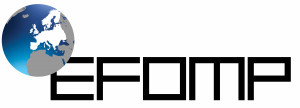 logo for European Federation of Organisations for Medical Physics
