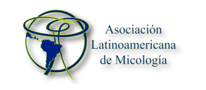 logo for Latin American Association for Mycology