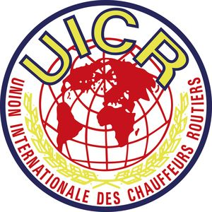 logo for International Union of Professional Drivers