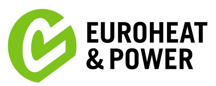 logo for Euroheat  and  Power