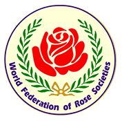 logo for World Federation of Rose Societies