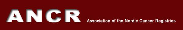 logo for Association of Nordic Cancer Registries