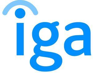 logo for International Glaucoma Association