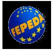 logo for Fédération Européenne des Parents d'Enfants Déficients Auditifs