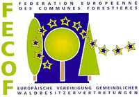 logo for European Federation of Local Forest Communities