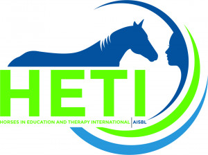logo for Federation of Horses in Education and Therapy International