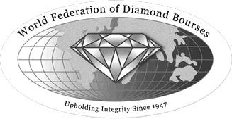 logo for World Federation of Diamond Bourses