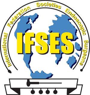 logo for International Federation of Societies of Endoscopic Surgeons
