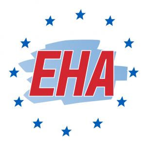logo for European Hematology Association