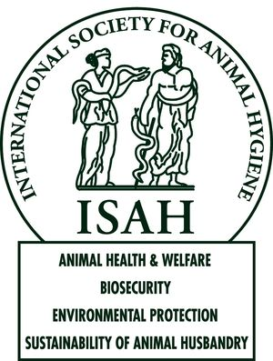 logo for International Society for Animal Hygiene