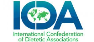 logo for International Confederation of Dietetic Associations