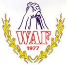 logo for World Armwrestling Federation