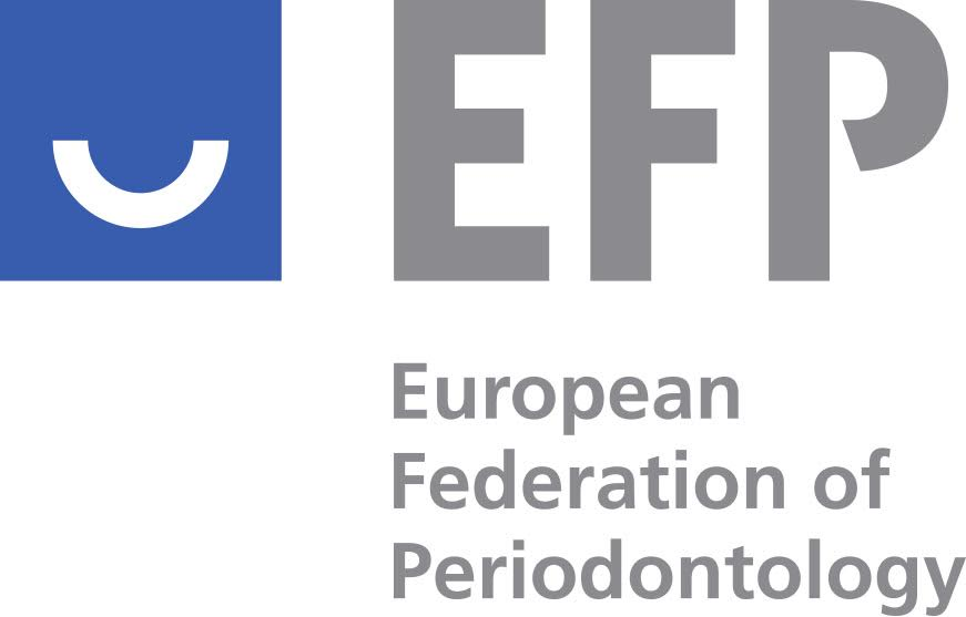 logo for European Federation of Periodontology
