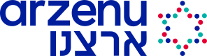 logo for ARZENU - International Federation of Reform and Progressive Religious Zionists