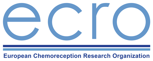 logo for European Chemoreception Research Organization