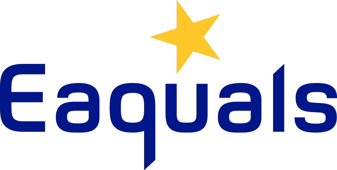 logo for Evaluation and Accreditation of Quality in Language Services
