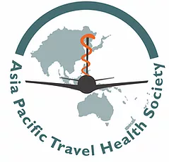 logo for Asia Pacific Travel Health Society