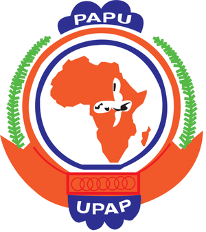logo for Pan African Postal Union
