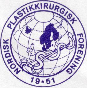 logo for Scandinavian Association of Plastic Surgeons