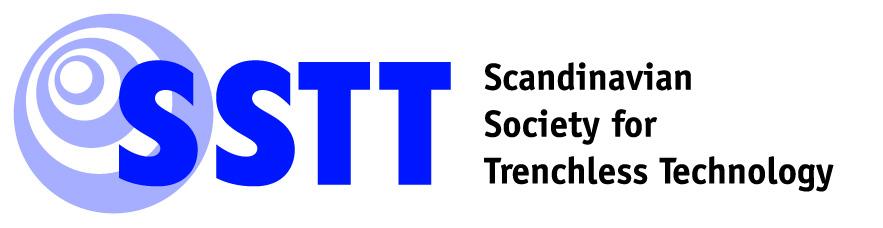 logo for Scandinavian Society for Trenchless Technology