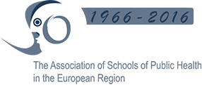 logo for Association of Schools of Public Health in the European Region