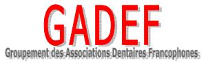 logo for Groupement des associations dentaires francophones