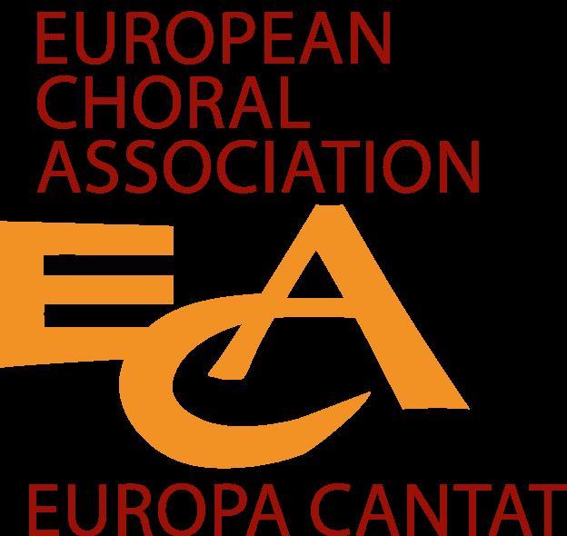 logo for European Choral Association - Europa Cantat