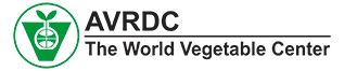 logo for AVRDC - The World Vegetable Center