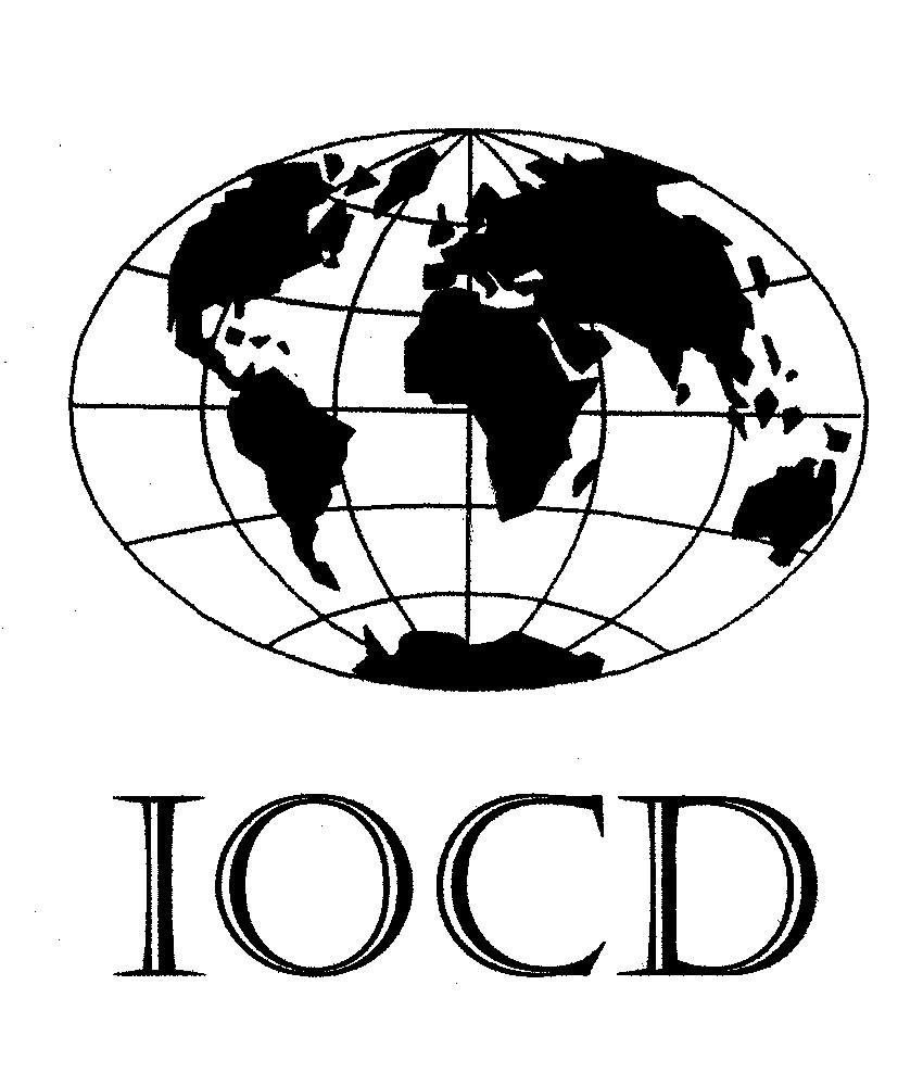 logo for International Organization for Chemical Sciences in Development
