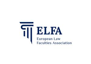 logo for European Law Faculties Association