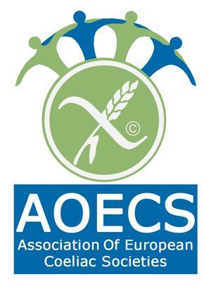 logo for Association of European Coeliac Societies