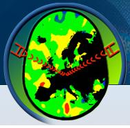 logo for European Society of Neurosonology and Cerebral Hemodynamics