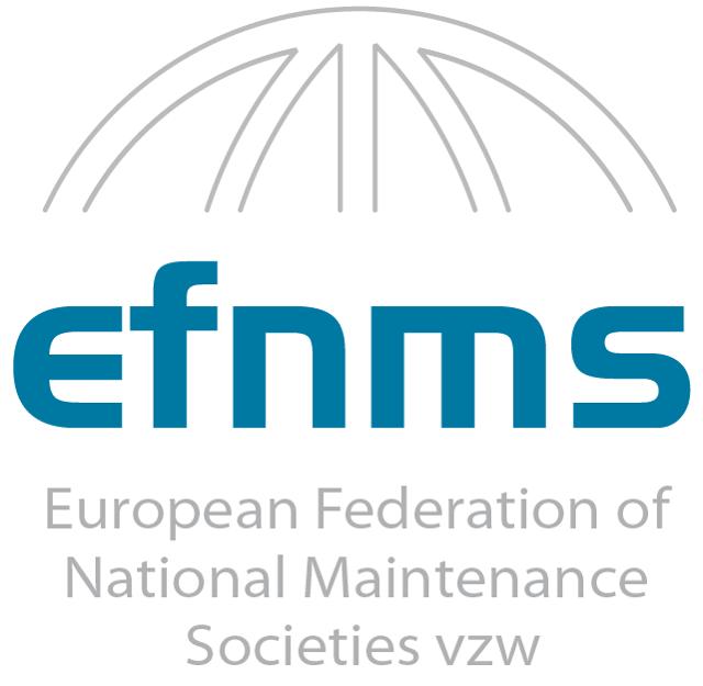 logo for European Federation of National Maintenance Societies